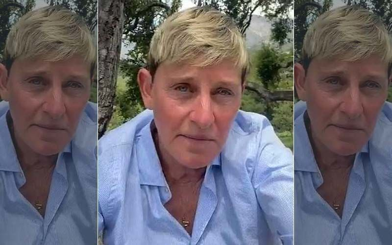 Ellen DeGeneres Reveals She Has Tested Positive For COVID-19, But Is 'Feeling Fine Right Now'