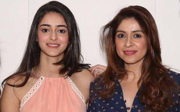 The Fabulous Lives Of Bollywood Wives' Bhavana Pandey Says Daughter Rysa And Ananya Panday Were Proud To See Her On The Show
