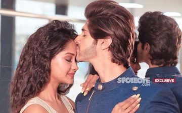 TV Couple Rohan Mehra-Kanchi Singh To Finally Romance On-Screen- EXCLUSIVE DEETS INSIDE