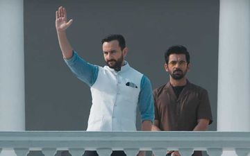 Tandav Teaser Out: The First Rushes Of Saif Ali Khan's Political Drama Are Gripping; Web Series To Release Next Year