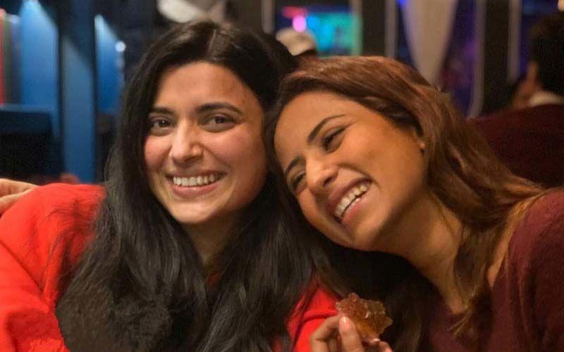 Sargun Mehta, Nimrat Khaira's Latest Pic Will Give You Friendship Goals