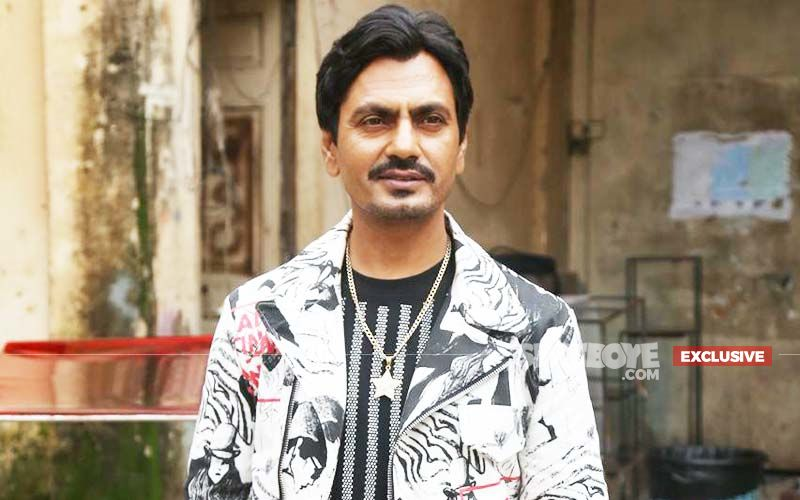 Nawazuddin Siddiqui Is Back In Mumbai And Guess Who He's Missing - EXCLUSIVE