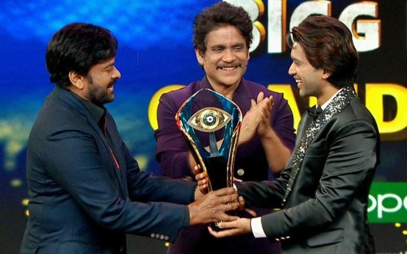 Bigg Boss 4 Telegu: Abhijeet Duddala Wins The Trophy For  Nagarjuna-Hosted Reality Show