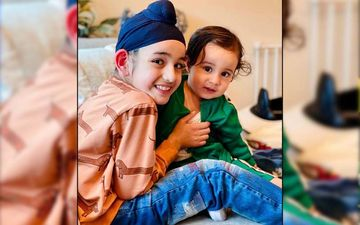 Cuteness Alert! Gippy Grewal's Sons Dancing On His Song Is The Most Adorable Thing You Will See On The Internet Today