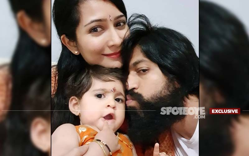 KGF Superstar Yash Moves Into A 7-Star Hotel Suite To Protect His Family - EXCLUSIVE
