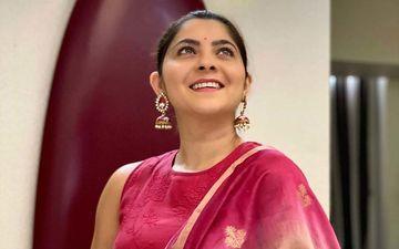 Sonalee Kulkarni Makes Tribal Wear Look Alluring With Her Cinematic Style