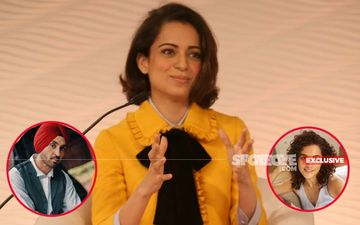 Kangana Ranaut's Farmer's Protest Goof-Up: Taapsee Panu Calls Actress 'Irrelevant', Diljit Dosanjh Lashes Out, Iqbal Khan Says, 'It's Sign Of A Hard Heart'- EXCLUSIVE