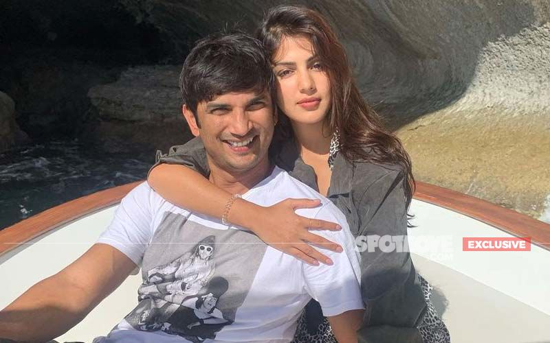 Sushant Singh Rajput's Girlfriend Rhea Chakraborty To Make A Comeback In 2021, Says Her  Friend And Director - EXCLUSIVE