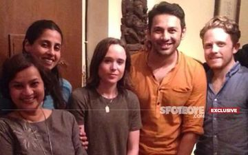 Apurva Asrani Remembers When Juno Star Elliot Page Visited His Mumbai House, 'Ellen Was Happy To See My Partner And I Celebrating With Our Parents' - EXCLUSIVE