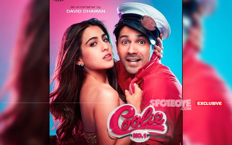 Coolie No 1: Varun Dhawan And Sara Ali Khan's Film To Have Shared Digital-Theatrical Release? - EXCLUSIVE