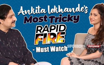 Ankita Lokhande's RAPID FIRE: Ducks Bold Questions, But Comfy About Sidharth Shukla, Aishwarya Rai, Hrithik Roshan- EXCLUSIVE