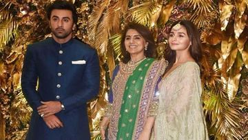 Armaan Jain's Wedding Reception: Alia Bhatt Gets Protective Of Ranbir Kapoor's Mom Neetu Kapoor - WATCH HERE