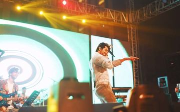 Ayushmann Khurrana's Chandigarh Concert Is A SUPERHIT, Actor Pulls In 20 Thousand People