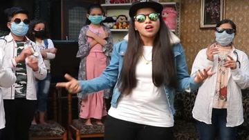 Coronavirus Outbreak: Dhinchak Pooja's Cringeworthy 'Hoga Na Corona' Song Will Make You Want To Quit Social Media