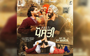 The Title Track Of Rana Ranbir's 'Posti' Is Out Now