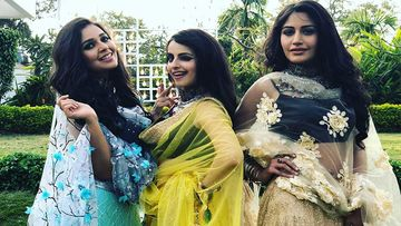 Coronavirus Lockdown: Surbhi Chandna Catches Up With Her Ishqbaaaz Girl Gang In The Most Amazing Way