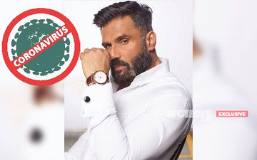 Suniel Shetty's POSITIVE And PRACTICAL Perspective On The Coronavirus Spread Is A Must Hear For Panicking Souls- EXCLUSIVE