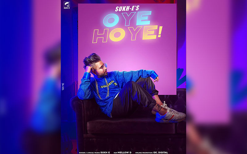 Sukhe Muzical Doctorz Shares First Look Poster Of His Upcoming Song 'Oye Hoye'