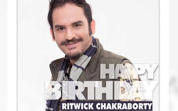 Happy Birthday Ritwick Chakraborty: Rituparna Sengupta, Paoli Dam, Subhashree Ganguly And Others Wish The Actor
