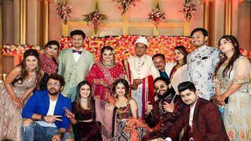 Bigg Boss 12 Contestants Saba And Somi Khan's Sister Gets Married In Jaipur; Manu Punjabi, Deepak Thakur Attend