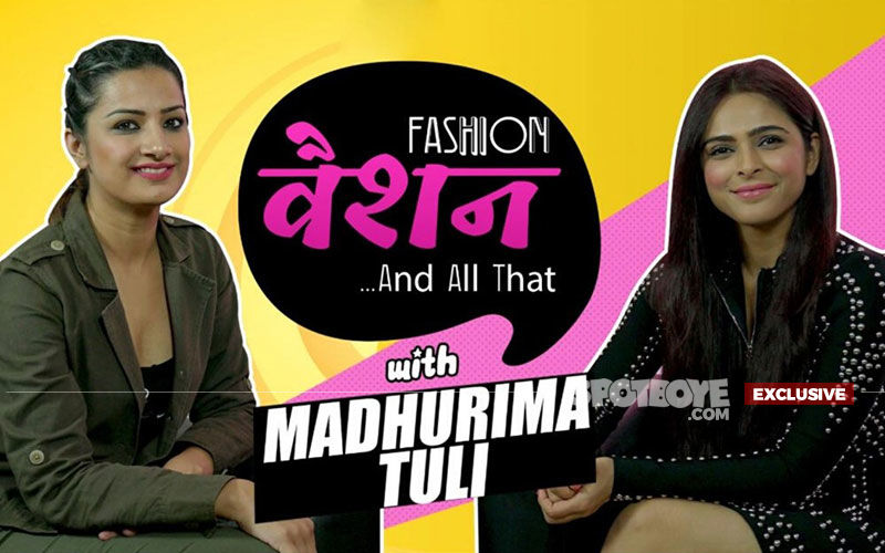 Madhurima Tuli On The Styling Process Inside Bigg Boss House, Diet Sabya And Red Carpet Jitters- EXCLUSIVE