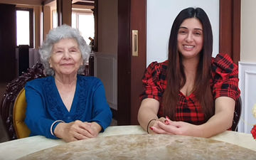 TV Actress Vahbiz Dorabjee Explains The Importance Of The Lockdown Via Her 88-Year-Old Grandmother; Watch Here