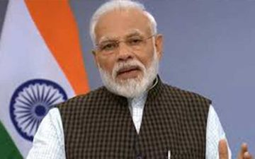 Amid The Coronavirus Outbreak Prime Minister Narendra Modi Will Address The Nation At 10 AM Tomorrow-Deets INSIDE
