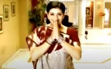 Smriti Irani Shares A Kyunki Saas Ho Yaa Bahu Video With A Twist; Says 'Saas Ho Ya Bahu Stay At Home'