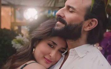 Saif Ali Khan Lauds Wifey Kareena Kapoor Khan 'She's A Born Movie Star Who Thinks Like A Hollywood Actor'