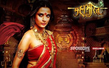 Mahabharat Rerun On Star Plus: Pooja Sharma Aka Draupadi Says, 'The Cheer-Haran Scene Was Shot For 20 Days'- EXCLUSIVE