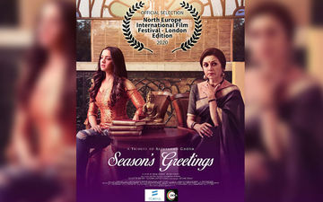 Seasons Greetings: Celebrities Praises Ram Kamal Mukherjee For His Film On Rituparno Ghosh