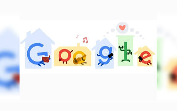 Google Doodle Shares Tips To Prevent COVID-19 via Interactive Animation; Stay Home, Save Lives