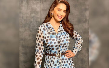 Madhuri Dixit To Teach Fans To Dance Every Week And Help Beat The Boredom Of Lockdown