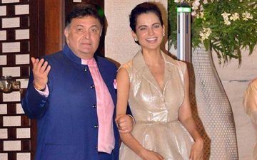 Rishi Kapoor Demise: Kangana Ranaut Mourns The Death Of Veteran Star; Says, 'He Was An Actor Who Always Encouraged And Appreciated Me'