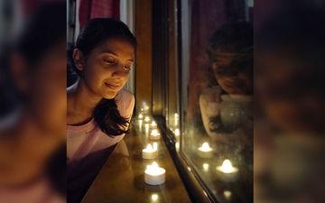 9pm9min: Marathi Celebs From Amruta Khanvilkar, Sai Tamhankar To Subodh Bhave, Ravi Jadhav And Mahesh Manjrekar, Light Lamps