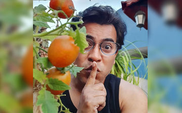 Rudranil Ghosh Grows Organic Veggies At His Home, Shares Pic On Instagram