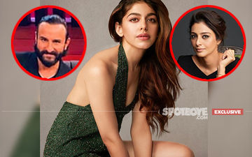 Alaya F On The News Of Watching Jawaani Jaaneman 500 Times, Sonography Scene, Saif Ali Khan And Tabu- EXCLUSIVE