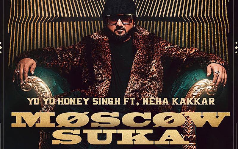 Yo Yo Honey Singh Ft. Neha Kakkar's New Song 'Moscow Suka' To Be Out On April 12