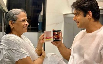 Happy Mother's Day 2020: Sidharth Shukla Shares A 'From Home' Pic With Mom; Bigg Boss 13 Winner's Wish Is Adorbs