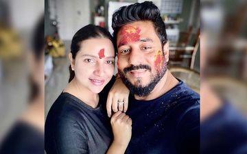 Raj Chakraborty Shares Throwback Pictures Of His Wife Subhashree Ganguly