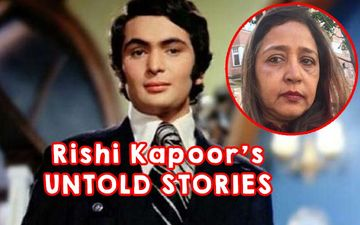 Rishi Kapoor's Untold Stories: Journalist Meena Iyer Remembers Her Friend Chintu In A Tell-All Interview- EXCLUSIVE