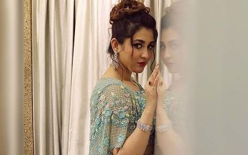 Actress Oindrila Sen Dance On Rabindranath Tagore's Song; Shares Video On Instagram