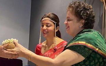 Mother's Day 2020: Marathi Diva's Nehha Pende, Amruta Khanvilkar, And Sai Tamhankar Wish Their Super Moms Empowering Them