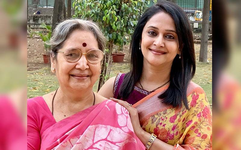 Mother's Day 2020: Catch These Marathi Celebrities Wishing Their Mom's A Heartfelt Happy Mother's Day