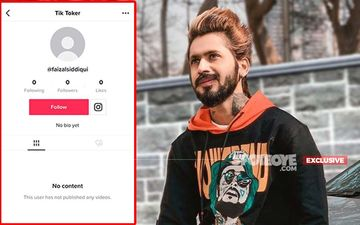 EXCLUSIVE: Faizal Siddiqui Says 'I Am Very Upset' After His TikTok Account Gets Suspended Post His Acid Attack Video Controversy