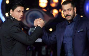 When Shah Rukh Khan Accepted He Didn't Know How To Apologise; Said It Was 100% His Fault If Salman Khan Was Angry At Him