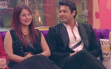 When Sidharth Shukla And Shehnaaz Gill Had A Cutesy Pillow Fight On Bigg Boss 13-WATCH Throwback Video