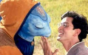 Hrithik Roshan Says 'Wasn't A Mistake' Hinting At Jadoo's Return As Fan Asks If He Was The One Who Called The Aliens Again
