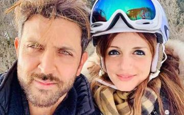 When Sussanne Khan Revealed She Can't Imagine A Life Without Hrithik Roshan; Deets INSIDE