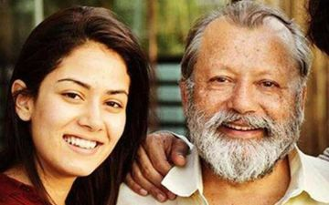 Mira Kapoor Compares Dad-In-Law Pankaj Kapur To Mangoes In Her Birthday Wish; Says 'Nobody Is As Cool And As Warm As You Are'